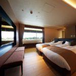 ロイヤルスイート寝室