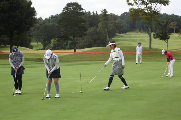 三甲ミッドレディスゴルフトーナメント